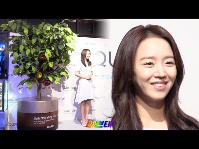 [Live영상] 신혜선, 도자기 피부에 파스텔톤 원피스로 청순미 '폭발' (아쿠탑 '닙스4
