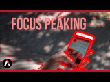 When to use Focus Peaking