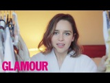 Emilia Clarke Has Lost Her Dragons and Her Spanx l Cover Stars l Glamour
