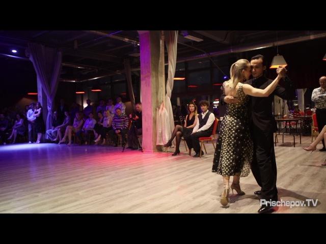 Los Rosales (Liza Rosales и Juan Manuel Rosales), 1-3, Moscow, 2.06.2017