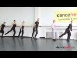 №357-802 Чем отличается учебная комбинация у станка от танцевальной? Никита Харитонов, Краснодар