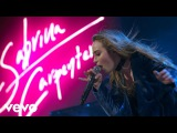 Sabrina Carpenter - Freedom Beyonce Cover (Live on the Honda Stage at the iHeartRadio Theater LA)