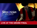 Craig Victorius - Play with fire (Fairheaven City) LIVE at the 2017 Simsovision Song Contest