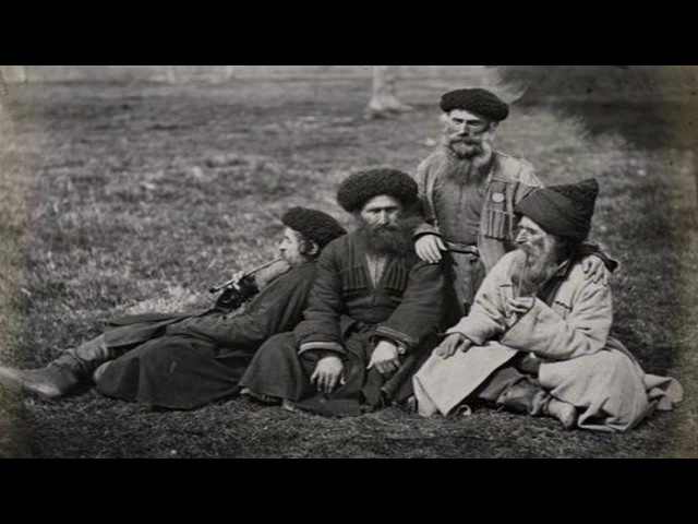 Горские евреи (рассказывает Марат Сафаров)