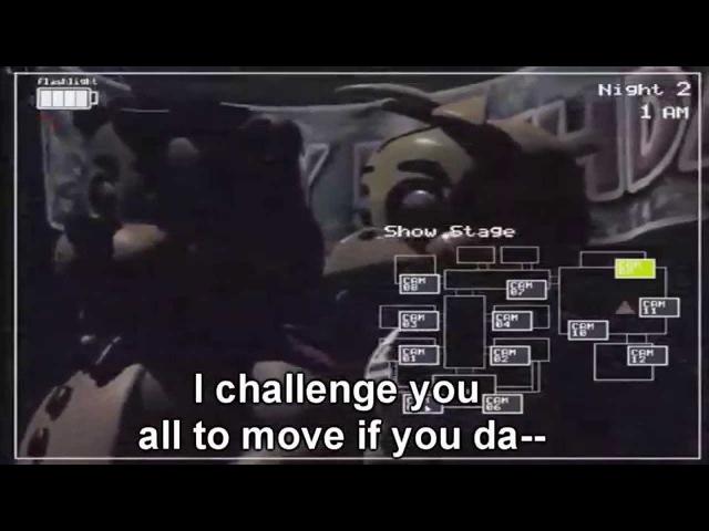 Ibuki, Souda Gundam vs Five Nights at Freddy's 2