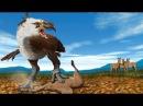 Поле битвы. Доисторические хищники. Птица - ящер. Документальный фильм National Geographic.