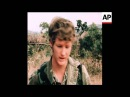 SYND 18 5 78 RHODESIAN TROOPS TRACKING GUERRILLAS IN COUNTRYSIDE