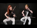 Duo violin cello. EliteDuoRevoluTion RHCP Californication Cello cover от POP MUSIC