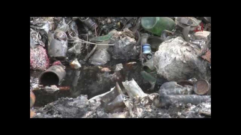 На Масанах горіло сміттєзвалище. Найімовірніша версія - підпал