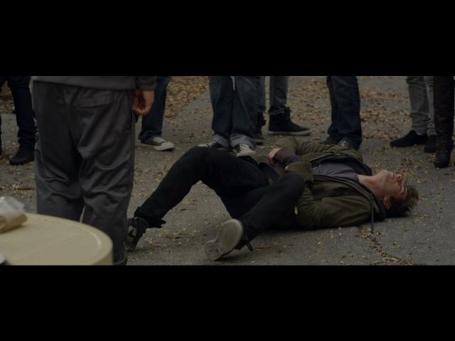 Флэш Томпсон избивает Питера Паркера .Новый Человек-паук.2012.