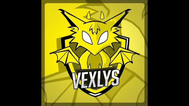 CS:GO Team Vexlys Surs1k ace mac-10, m4a1 cbble