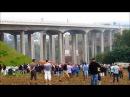 Взрыв моста\автобана в Лимбурге\ С места событий