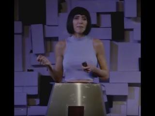My art is a nude confrontation   Milo Moiré   TEDxKlagenfurt