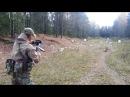 Стрельба из карабина Вепрь КМ ВПО - 136 7.62x39
