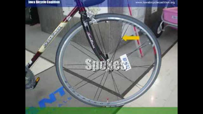Learn the Parts of a Bicycle