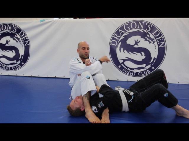 Elementarz BJJ - dosiad- Przejście z duszenia do balachy 14 - Fightwear.ru