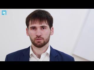 Лидер дагестанских дальнобойщиков до задержания. Пресс-конференция в Новой га ...