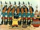 Мультик 2015 Лёлек и Болек - Индейский идол