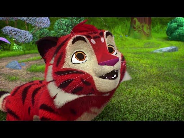 Лео и Тиг Все серии подряд мультфильм для детей о жителях тайги