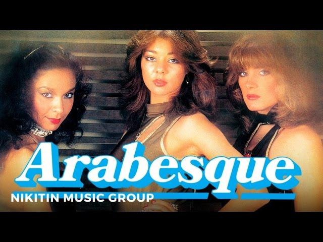 Arabesque - Disco Non Stop (Megamix-Version) (Full Album) 2008