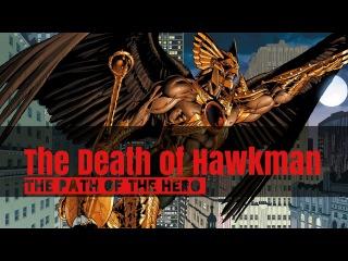 The Death of Hawkman | Смерть Человека Ястреба (Хоукмэна) | Smallville