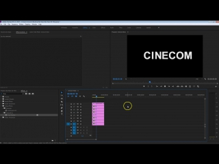 3D TITLE ANIMATION From STAR WARS in Premiere Pro   Cinecom.net