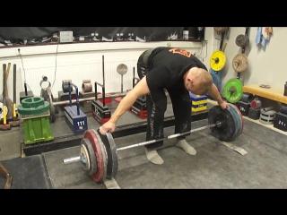 H. Tolonen ja Reeves nosto 200kg