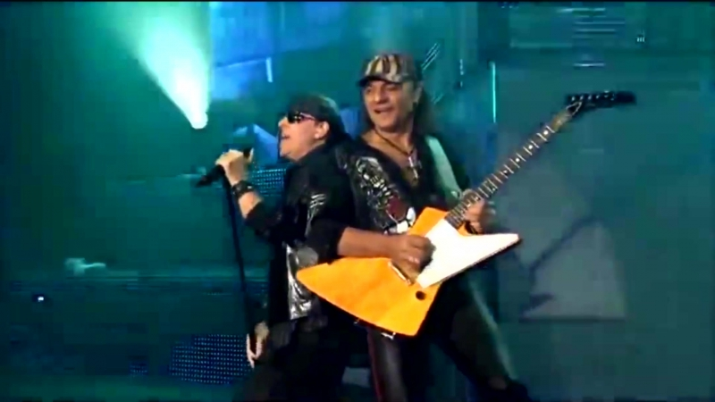 Scorpions - Make It Real Bad Boys Running Wild [[ Official Live Video ]] HD