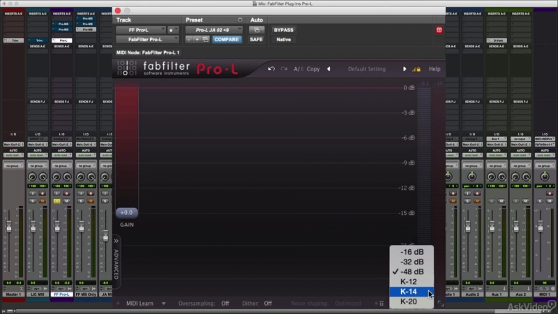 Ask Video FabFilter 001 Pro Series Plugins