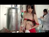 Hitomi Tanaka - HOLY COW! The Milking Of Sweet Hitomi Big natural tits, Huge Boobs, Asian