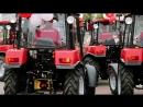 Пара тройка танцующих тракторов МТЗ Беларус-320