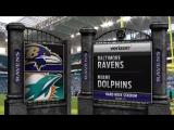 NFL 2017-2018 / PS / Week 02 / Baltimore Ravens - Miami Dolphins / Condensed Games / Сжатые игры / EN