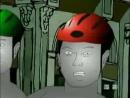 38 обезьян велосипедисты