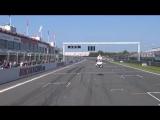 В России испытали летающий мотоцикл.