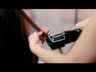 Полировка волос оригинальной машинкой Split Ender Pro