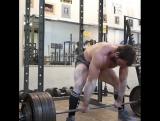 Бэн Поллак - тяга 290 кг на разы