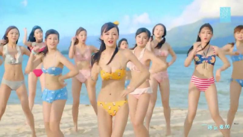 Да.., не хило девки пляшут - «У синего моря»