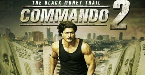 Commando 2 HD Movie