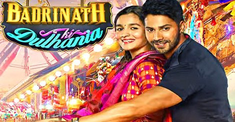 Badrinath Ki Dulhania Torrent