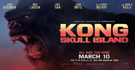 Kong Skull Island in Hindi Dubbed Torrent