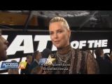 Интервью Шарлиз Терон для Access Hollywood на премьере «Форсаж 8» в Нью-Йорке (rus.sub)