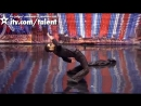 Razy Gogonea - Britains Got Talent 2011 Audition - Танец Матрица