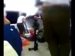 Девушки Израильской Армии в раздевалке !!!