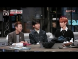 161231 Doyoung (NCT) @ Laundry Day Ep.11