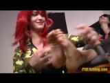 Tickle Feet Anastasia Baronesa