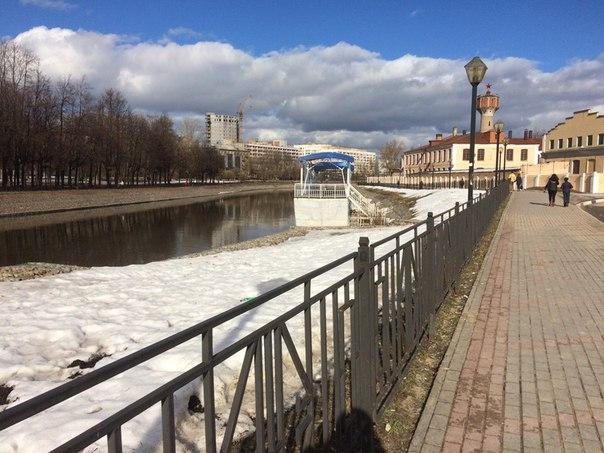 Пришла и в Иваново весна! Всем Хорошего настроения!