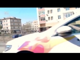 Суровое челябинское такси