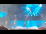 soy luna en concierto 15/04/17 chicas asi
