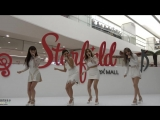VIDEO161201 MAMAMOO выступление в Starfield COEX MALL