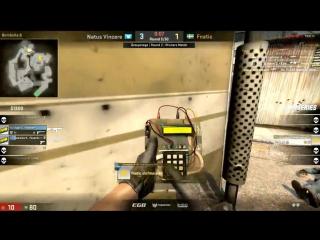 Triple Kill by GuardiaN vs Fnatic @ StarSeries S3